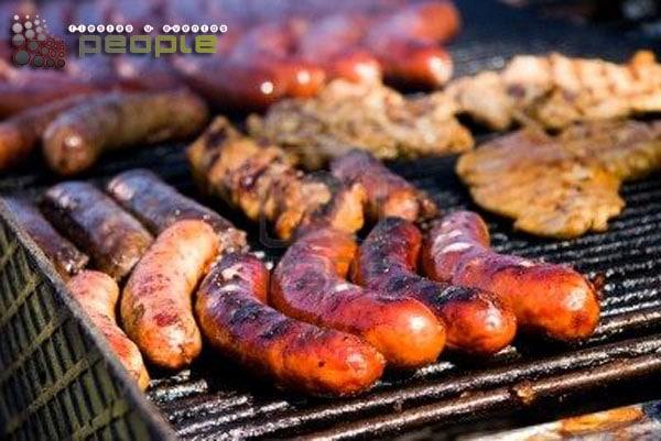 Fiesta Campera Diurna y barbacoa