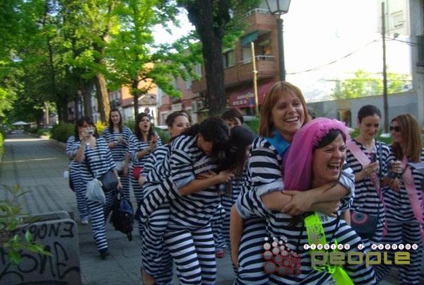 Despedidas con prisión condicional