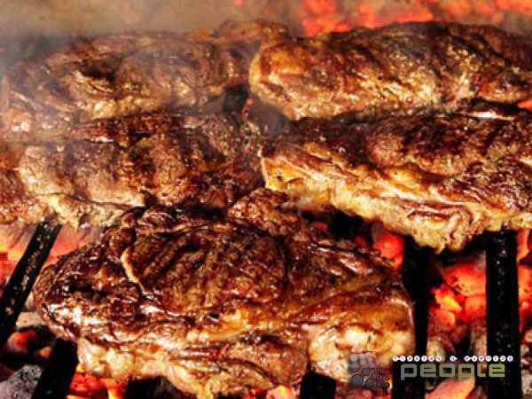parrilla y barbacoa