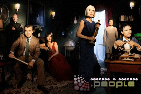 Cluedo En Vivo En Madrid Una Experiencia Inolvidable Despedidas People