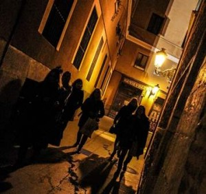 Las calles de Madrid son el escenario ideal para dar caza a un misterioso criminal