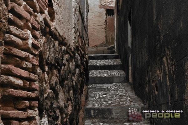Gymkana urbana en Toledo