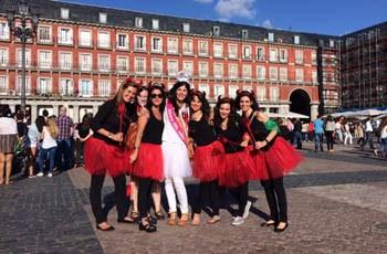 gymkana urbana Madrid