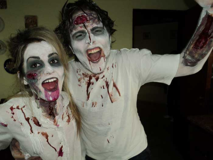 5 ideas sorprendentes para Halloween en pareja