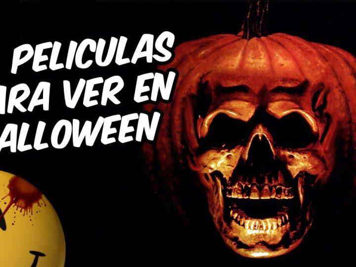 Las 10 mejores películas para Halloween