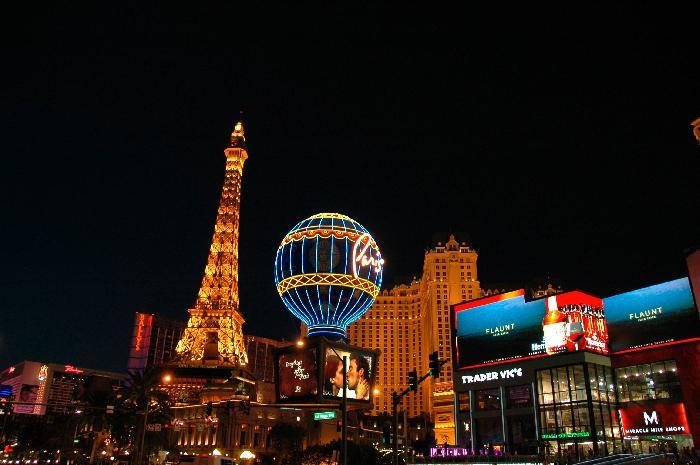 despedida en Las Vegas