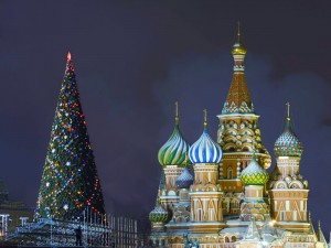 nochebuena en Rusia