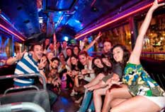Party Bus en Madrid