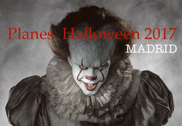 Los 5 mejores planes para Halloween 2017 en Madrid
