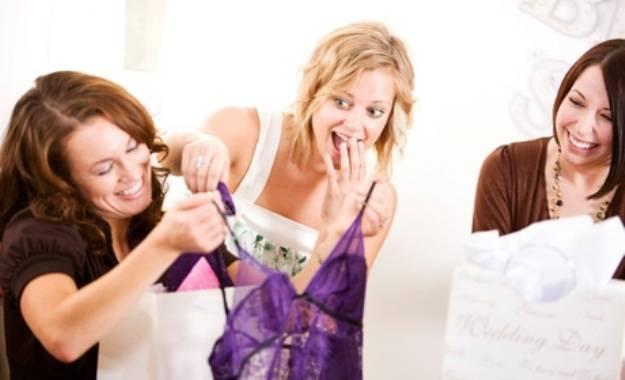 Artículos y regalos para despedidas de soltera