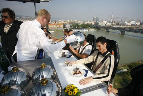 Restaurantes Extraños del Mundo