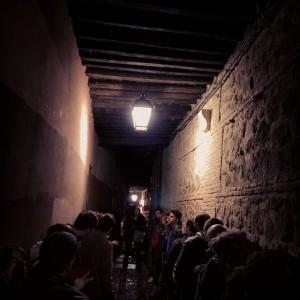 Paseos fantasmas por las calles milenarias de Toledo