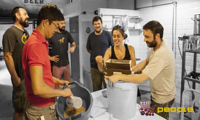 taller de cerveza en madrid