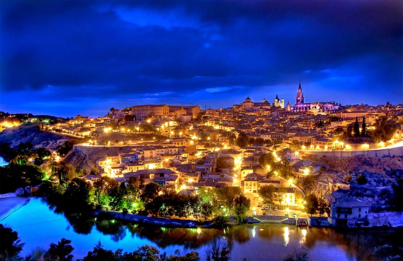 Gymakanas y rutas por Toledo