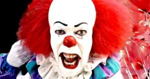 El payaso mas sanguinario para hacernos reír en Halloween